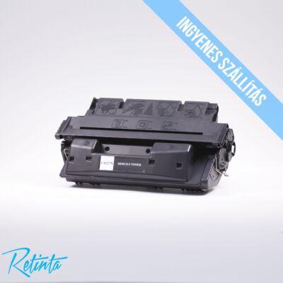 HP C4127X (HP 27X) Retinta fekete 10000 Oldal
