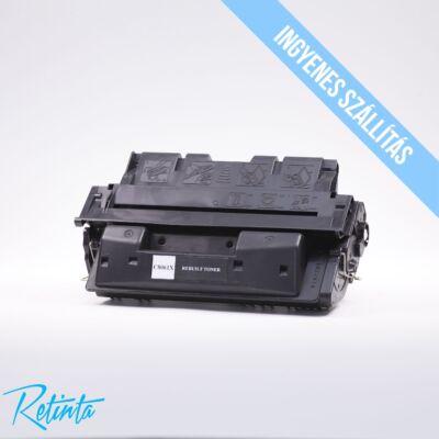 HP C8061X (HP 61X) Retinta fekete 10000 Oldal