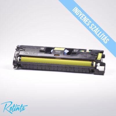 HP C9702A (HP 121A) Retinta sárga 4000 Oldal