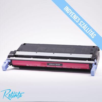 HP C9733A (HP 645A) Retinta bíborvörös 12000 Oldal