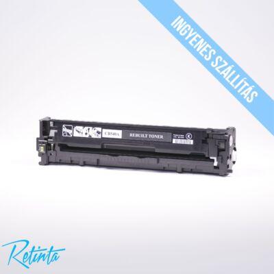 HP CB540A (HP 125A) Retinta fekete 2200 Oldal