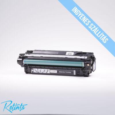 HP CE250X (HP 504X) Retinta fekete 10500 Oldal