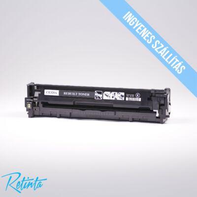 HP CE320A (HP 128A) Retinta fekete 2000 Oldal