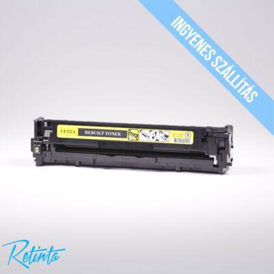 HP CE322A (HP 128A) Retinta sárga 1300 Oldal