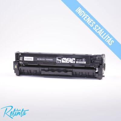 HP CE410X (HP 305X) Retinta fekete 4000 Oldal