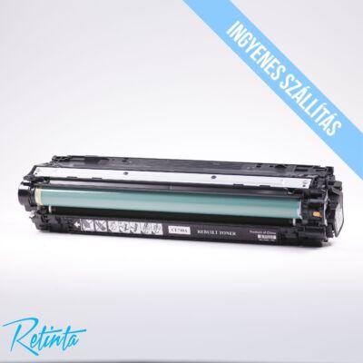HP CE740A (HP 307A) Retinta fekete 7000 Oldal