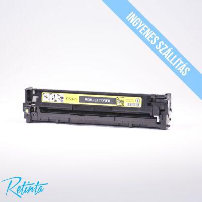 HP CF212A (HP 131A) Retinta sárga 1800 Oldal