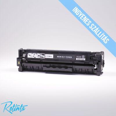 HP CF380A (HP 312A) Retinta fekete 2400 Oldal