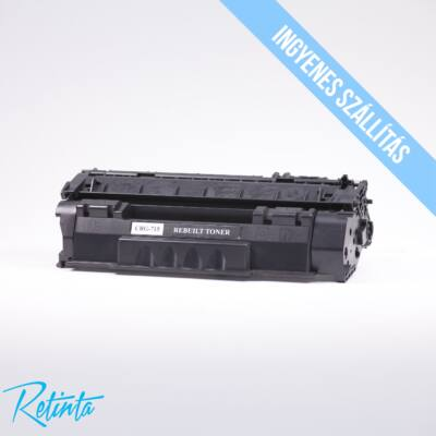Canon CRG715 Retinta fekete 3000 Oldal