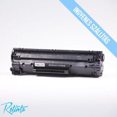 Canon CRG737BK Retinta fekete 2000 Oldal