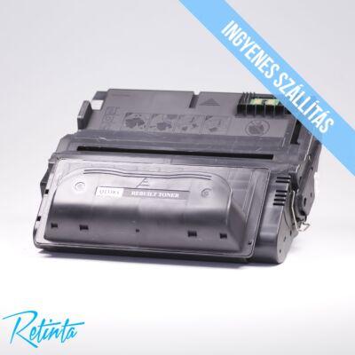 HP Q1338A (HP 38A) Retinta fekete 12000 Oldal