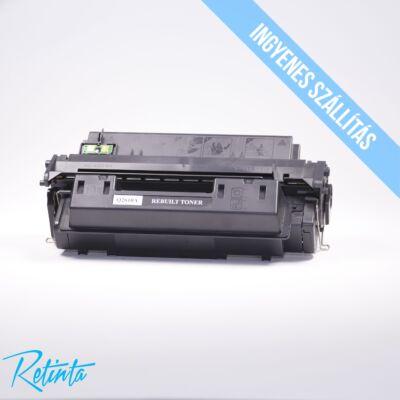 HP Q2610A (HP 10A) Retinta fekete 6000 Oldal
