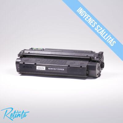 HP Q2613X (HP 13X) Retinta fekete 4000 Oldal