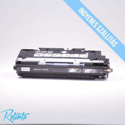HP Q2670A (HP 308A) Retinta fekete 6000 Oldal