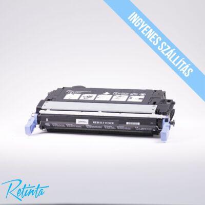 HP Q5950A (HP 643A) Retinta fekete 11000 Oldal