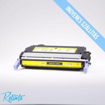 HP Q5952A (HP 643A) Retinta sárga 10000 Oldal