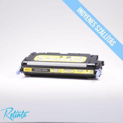 HP Q6472A (HP 502A) Retinta sárga 4000 Oldal
