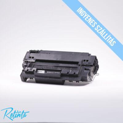 HP Q7551A (HP 51A) Retinta fekete 6500 Oldal