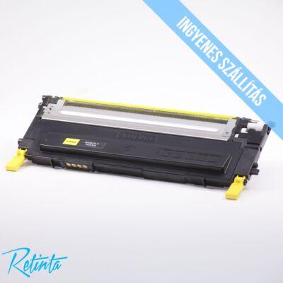 Samsung CLT-Y4092S Retinta sárga 1000 Oldal