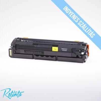 Samsung CLT-Y506L Retinta sárga 3500 Oldal